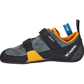 Scarpa Force V Chaussons d'escalade Homme, mangroove/papaya